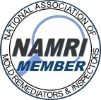 NAMRI Member badge