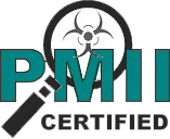 PMII Certified badge