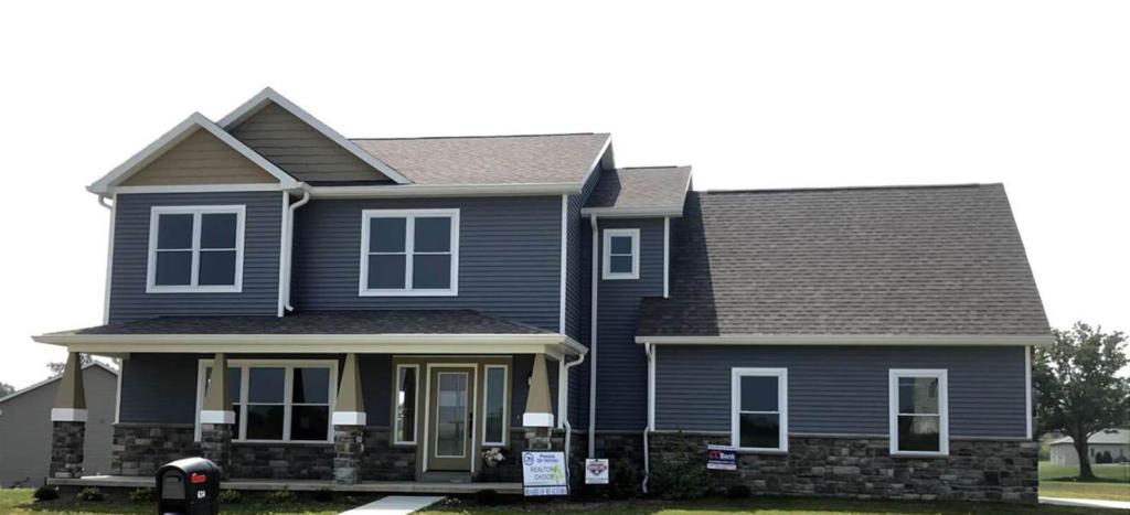 Authentic Homes Inc - Bloomington and Ellettsville Custom Home Builder - Floor Plans - Rosa
