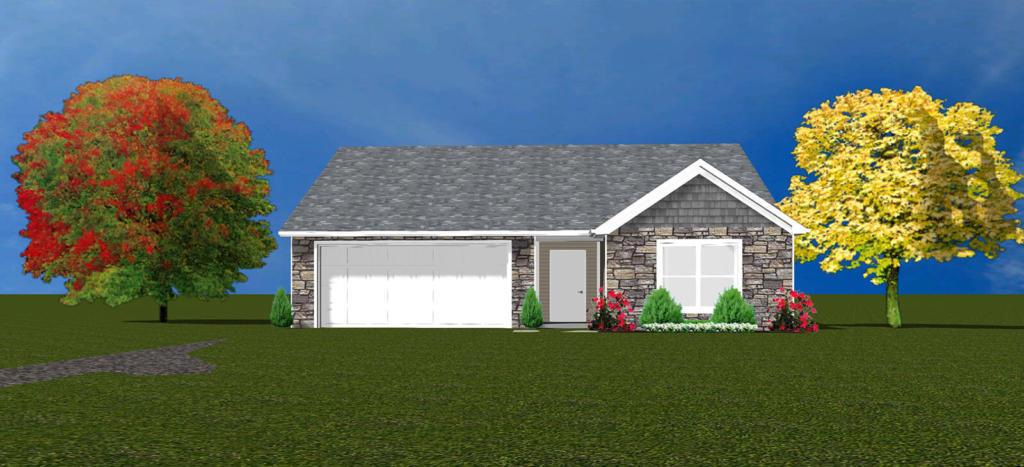 Authentic Homes Inc - Bloomington and Ellettsville Home Builder - Floor Plans - Dakota